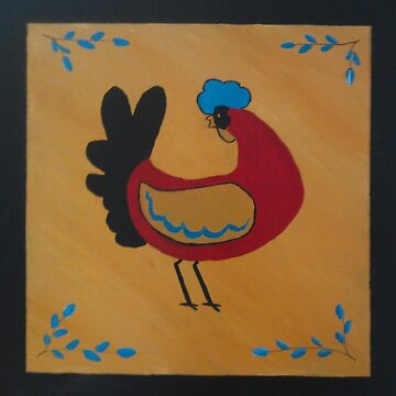 red rooster by christine7