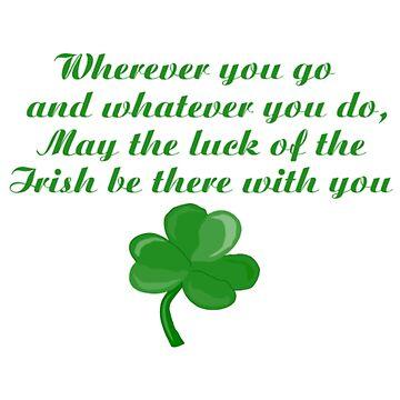 Irish Poem- funny saint patrick day shirt by harrisashlyn801