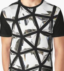 Crystal Rock Star Graphic T-Shirt