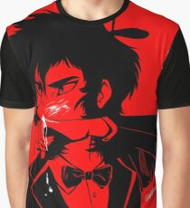 Bloody Nose Keith Graphic T-Shirt