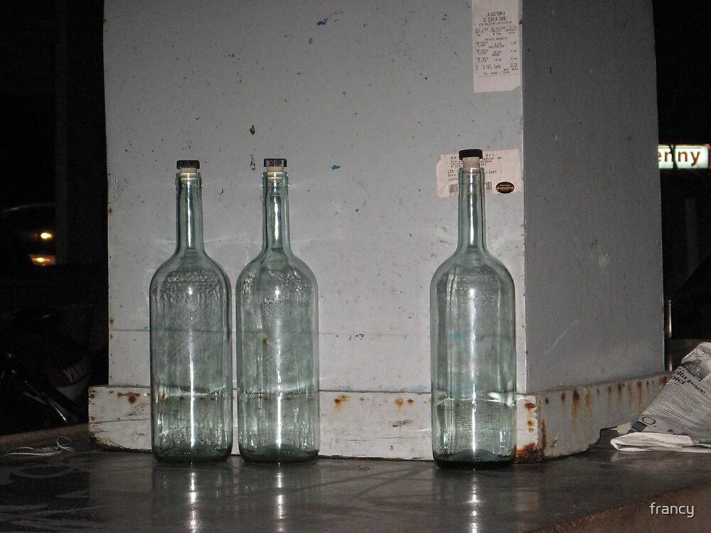 last bottle by francy