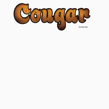 Cougar by abarsoski