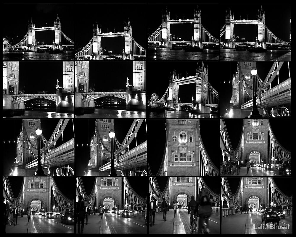 Tower Bridge, London by Lalit  Bhusal