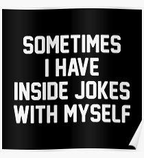 Inside Jokes Poster