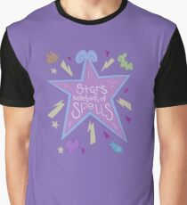 Star's Notebook of Spells Graphic T-Shirt