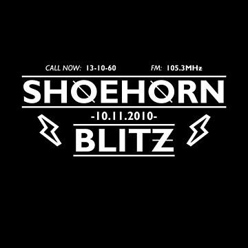 Shoehorn Blitz by cragnoters
