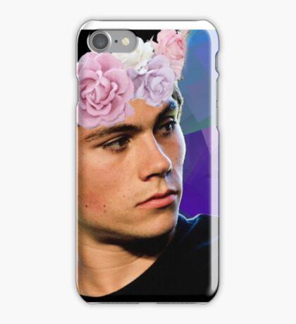 Dylan O'Brien - Flower Crown iPhone Case/Skin