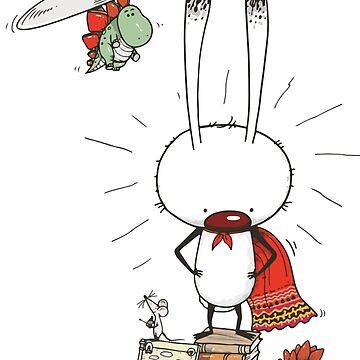 Mr. Rabbit - IckyPen by ickypen