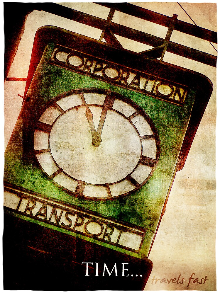 Time Travels Fast by Faizan Qureshi