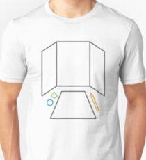 Dungeon Master - Dungeons & Dragons Line Art Series T-Shirt
