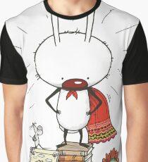 Mr. Rabbit - IckyPen Graphic T-Shirt