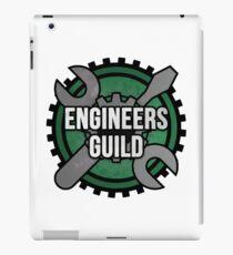 Engineers Guild iPad Case/Skin