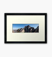 Mount Huashan Framed Print