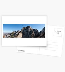Mount Huashan Postcards