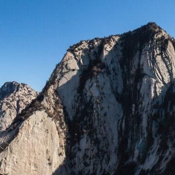 Mount Huashan by Mowog