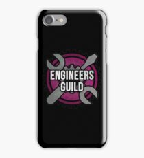 Engineers Guild iPhone Case/Skin