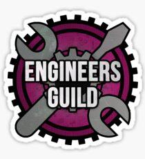 Engineers Guild Sticker