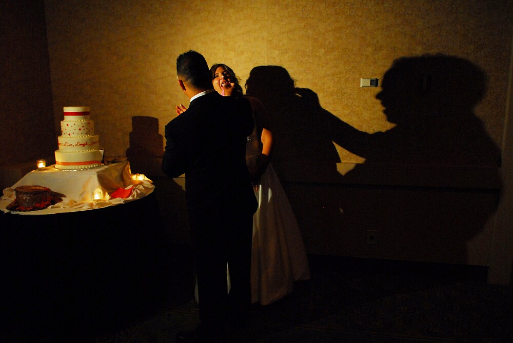 shadow cake by missmunchy