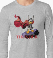 The Duck of the Thunder Long Sleeve T-Shirt