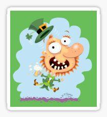 Leprechaun Sticker