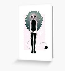 remy Greeting Card
