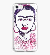Frida Chula iPhone Case/Skin