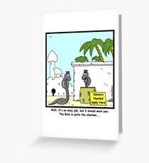 Charmer Greeting Card