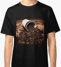 Coffee bar advertisement Classic T-Shirt