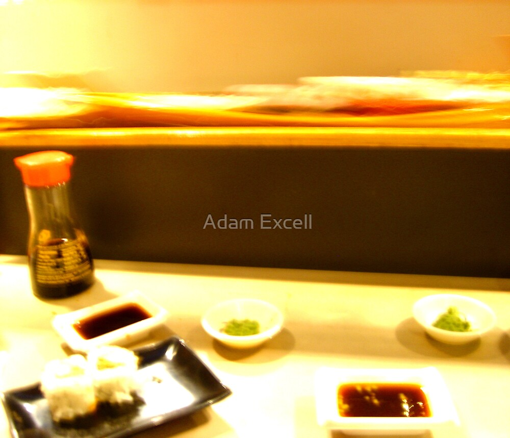 Sushi by Adam Excell