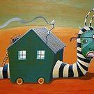 Moving house by Neil Elliott