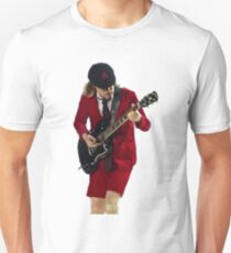 angus young 2 Unisex T-Shirt