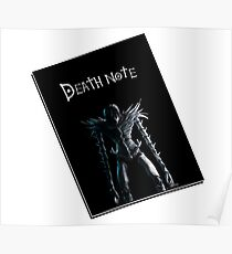 Rems Death Note Poster
