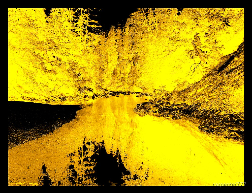 Yellow gorge by carpenter777