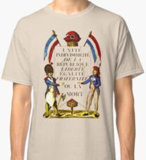 French Revolution Poster Classic T-Shirt