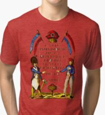 French Revolution Poster Tri-blend T-Shirt