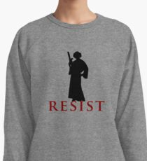 Star Wars Leia: Resist Color Lightweight Sweatshirt