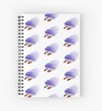 GOTTA GO FAST!! Pattern Version Spiral Notebook