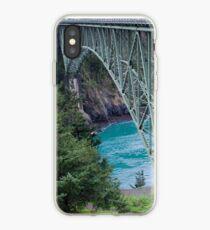 Deception Pass Bridge  iPhone Case
