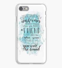 Dear Evan Hansen- You Will Be Found iPhone Case/Skin
