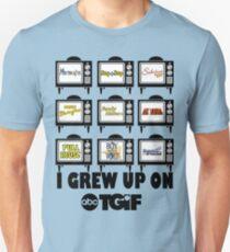 I Grew Up On TGIF! Unisex T-Shirt