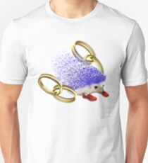 GOTTA GO FAST!! With Rings Version Unisex T-Shirt