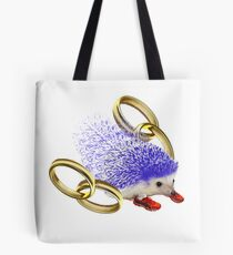 GOTTA GO FAST!! With Rings Version Tote Bag