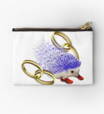 GOTTA GO FAST!! With Rings Version Studio Pouch