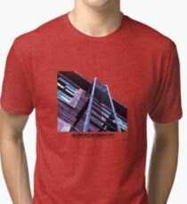 We dont need keys.. Urban Exploration Tri-blend T-Shirt