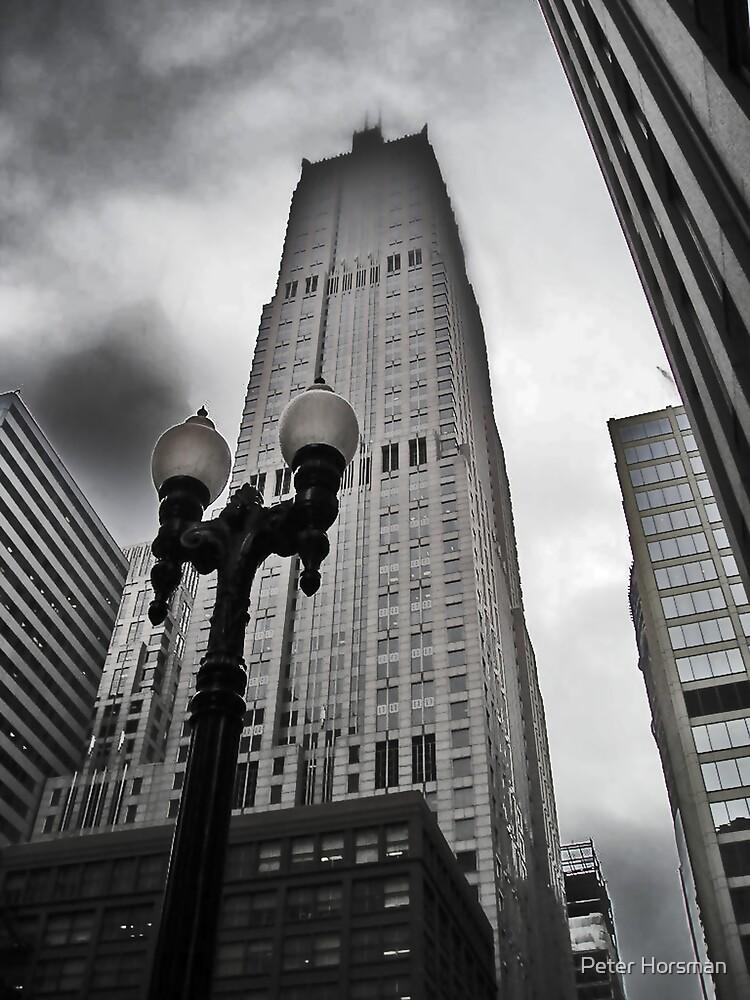 Skyscraper by Peter Horsman