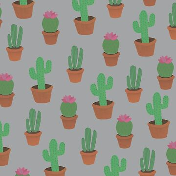 sad cacti by givemeenvy