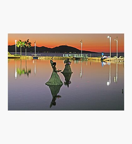 PolyToxic at the Strand Townsville Photographic Print