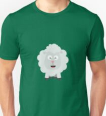 Cute Sheep kawaii Rxu64 Unisex T-Shirt