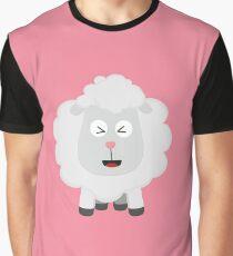 Cute Sheep kawaii Rxu64 Graphic T-Shirt