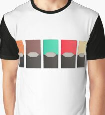 Juul Pods Graphic T-Shirt